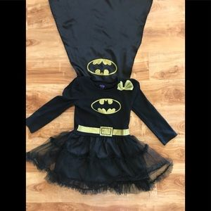Other - Bat girl dress up costume 5T